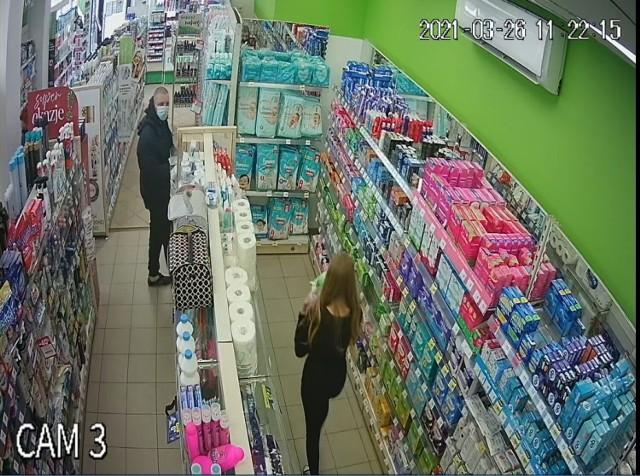 Ukradł perfumy za ponad 1000 zł. Szuka go policja z Grudziądza