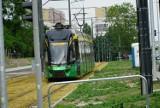 Poznań: Tramwaj na Naramowice... już kursuje. Między Wilczakiem a Włodarską przejechały pierwsze tramwaje MPK. Zobacz zdjęcia z trasy