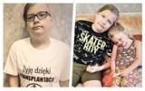 Kacper z Inowrocławia jest po przeszczepie serca. Potrzebuje wsparcia