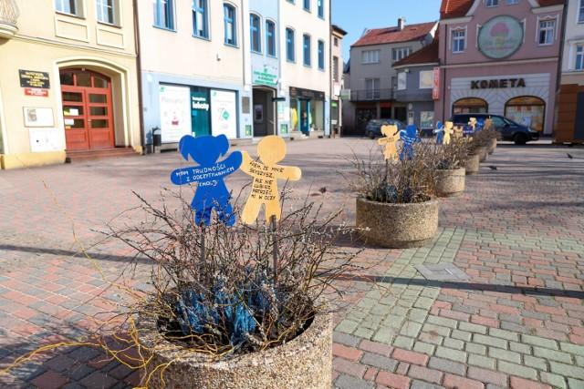 Lubliniec zapalił się na niebiesko. Akcja społeczna na temat autyzmu