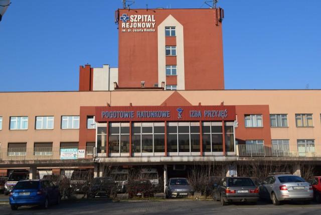 Firmy wspierają szpital zakaźny w Raciborzu