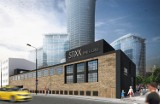 Przy Warsaw Spire powstanie restauracja o powierzchni 1500 m2