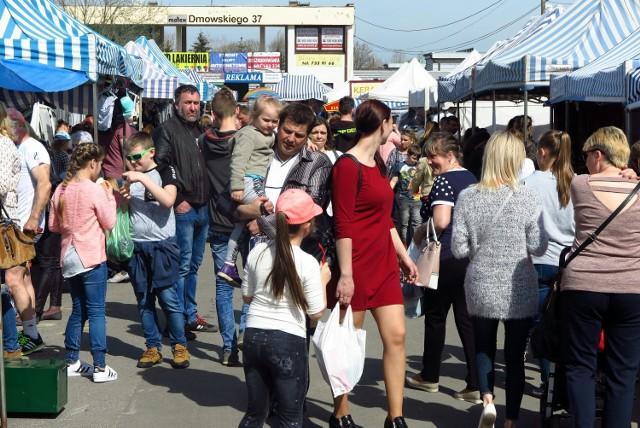 Niedziela bez handlu na bazarze w Piotrkowie Trybunalskim