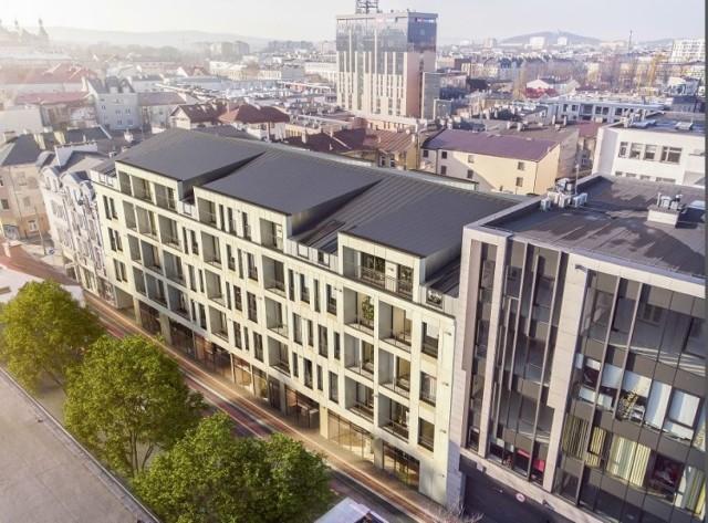 Tak będzie wyglądał nowy budynek przy ulicy Koziej