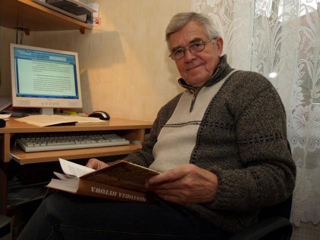 Gerard Czaja napisał reportaż o bytowskim PUBP