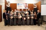 Boruja Kościelna: Jubileusz 35-lecia zespołu Jarzębina działającego przy Spółdzielni Mieszkaniowej w Nowym Tomyślu