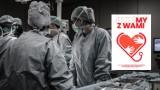 JesteśMY z Wami – Polacy wspierają pracowników służby zdrowia. Akcja społeczna nabiera na sile