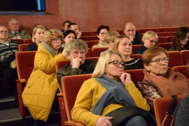 19 lutego w sprawie planowanej żwirowni odbyło się spotkanie burmistrza Karola Sobczaka z mieszkańcami miasta.