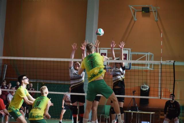 Tubądzin Volley walczy o I ligę