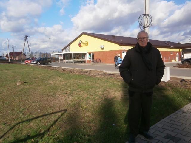 Tadeusz Pankowski: - W Grodzisku jest już wystarczająco dużo marketów
