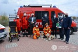 Nowy wóz, sprzęt i fundusze dla strażaków ochotników w Dąbrowie Górniczej