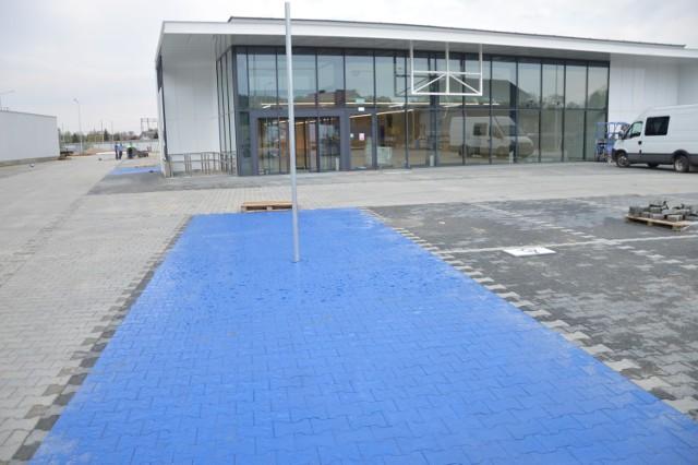 Nowy sklep Biedronki przy ulicy Krzeczowskiej ma być uruchomiony już pod koniec maja 2021