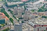 Wrocław z lotu ptaka. Zobaczcie zdjęcia lotnicze naszego miasta. To piękne widoki! (DUŻO ZDJĘĆ)