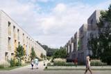 Nowe osiedle w Bytomiu. Biała cegła, elewacja bez... tynku. To projekt Medusa Group