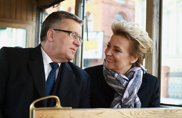 Radni PiS chcą wiedzieć czy  Zdanowska udzieliła Komorowskiemu poparcia prywatnie, czy też w imieniu mieszkańców Łodzi