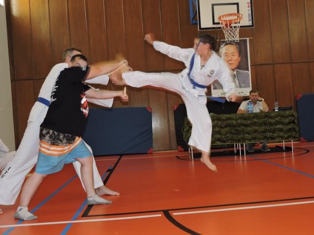 Egzaminy w Młodzieżowym Klubie Taekwondo w Bielsku Podlaskim 2019