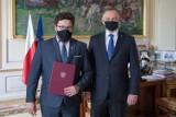 Marcin Drewa z Wejherowa został doradcą społecznym Prezydenta RP Andrzeja Dudy