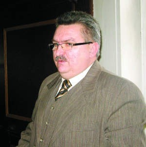 Witold Trzeciński ma stracić funkcję kierownika, ale na to musi się zgodzić Rada Powiatu. fot. Marcin Pacyno