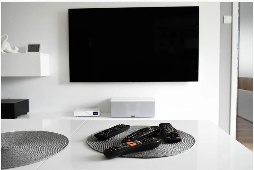 Sprzęt radiowo-telewizyjny oraz gospodarstwa domowego stał...