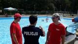 Kręci mnie bezpieczeństwo nad wodą. Policjanci z pogadanką w Kozłowie i Pustkowie - Osiedlu