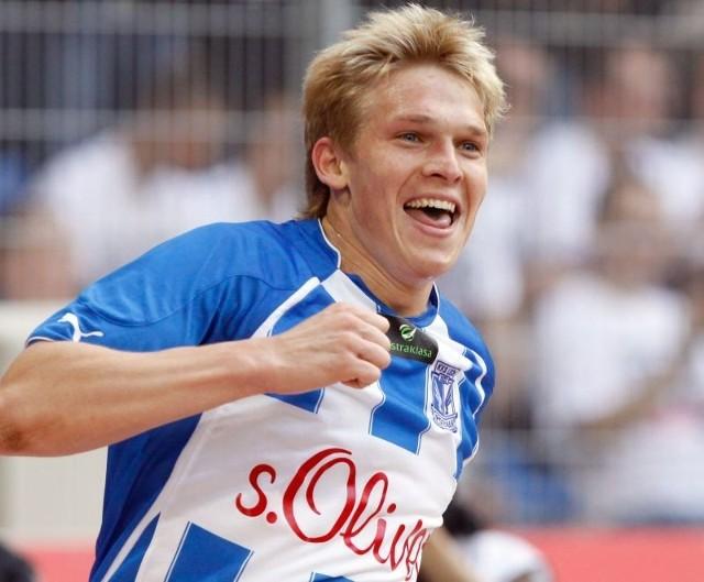 Artiom Rudnev jest najskuteczniejszym piłkarzem w polskiej lidze