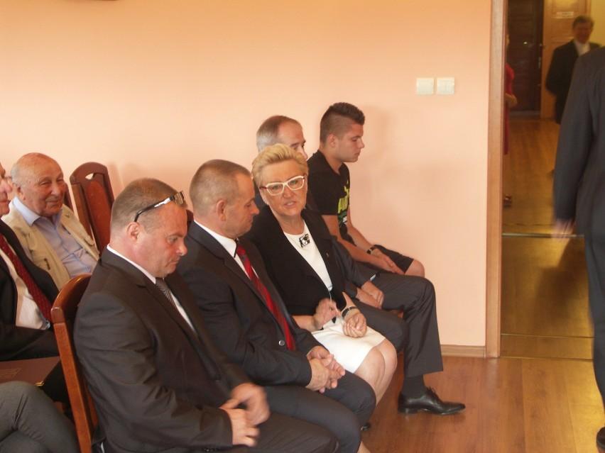 Zaprzysiężono burmistrza Sulmierzyc