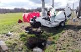 Tragiczne podsumowanie kwietnia. Na wielkopolskich drogach zginęło 20 osób, w tym jedna w powiecie chodzieskim