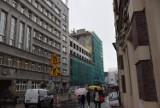 Mercure Katowice City Center wypełnił południową pierzeję ulicy Młyńskiej. Budowa tego hotelu nie zwalnia