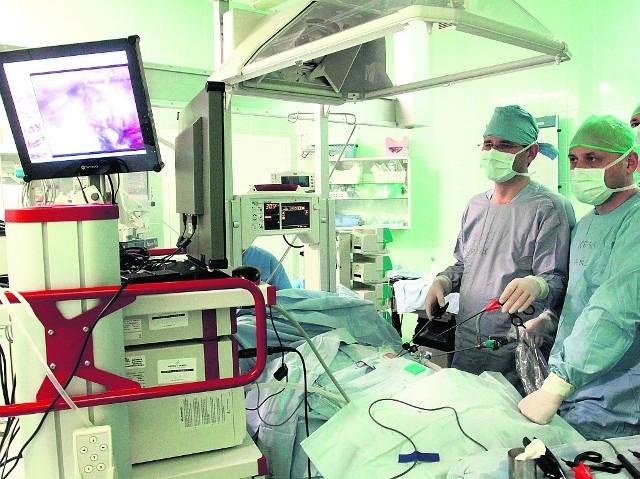 Nowatorski zabieg u noworodka przeprowadzili chirurdzy z Gdańska i Wrocławia
