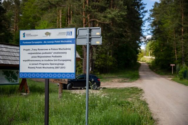 W województwie podlaskim szlak Green Velo ma ponad 602 km