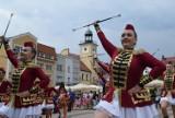 Rybnik: Jubileuszowa Złota Lira, czyli orkiestry dęte i mażoretki na Rynku. Zobaczcie