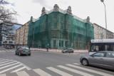 Kamienica po dawnym Hotelu Piast w Szczecinie. Co się z nią dzieje? Szczeciński społecznik zawiadamia prokuraturę