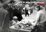 Kultowy Zielony Rynek w Wałbrzychu na archiwalnych fotografiach, kto pamięta? (ZDJĘCIA)