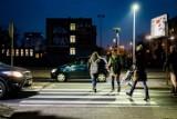 Doświetlą kolejne przejścia dla pieszych w Bydgoszczy [lista]