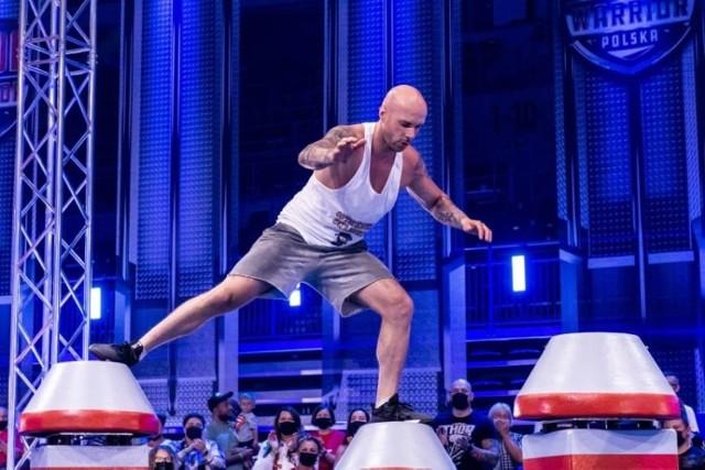 Artura Orlińskiego z Tarnowa będziemy mogli oglądać w finale Ninja Warrior Polska