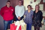 Krwiodawcy wspierają mieszkańców Domu Pomocy Społecznej w Kaliszu
