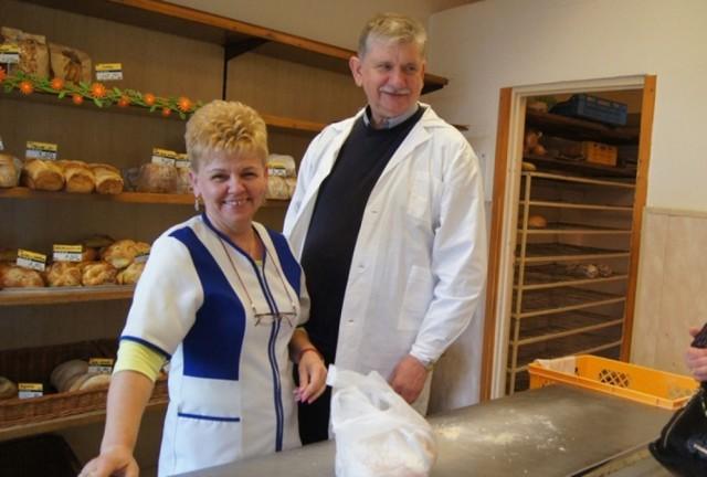 Piekarnia Zbigniewa Łyczko - to piekarnia, którą wskazało najwięcej naszych Czytelników. Zdjęcie z 2016 roku, gdy Piekarnia Łyczko zdobyła tytuł Rodzinnej Firmy Roku w konkursie organizowanym przez Regionalna Izbę Przemysłowo-Handlową