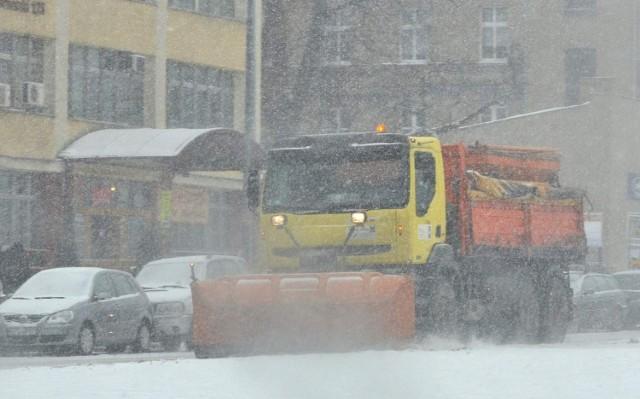 Zima blokuje m.in. remont na ul. Piotrkowskiej