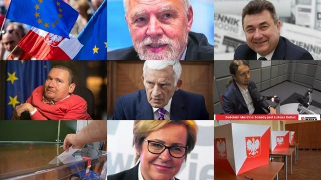 Wyniki eurowyborów Chorzowie