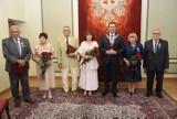 Złote Gody w Skierniewicach. Trzy pary otrzymały medale  [ZDJĘCIA, FILM]