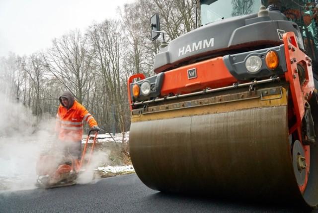 Remonty i naprawy sławkowskich dróg