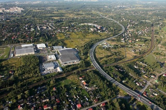 S1 w Sosnowcu