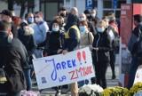"""Protest branży gastronomicznej w Gorzowie. """"Chcemy gotować, a nie strajkować!"""""""