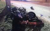 Wypadek w Jastrzębiu: zabił na drodze, ukrywał się od soboty. W poniedziałek zgłosił się na komendę z adwokatem