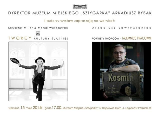Dąbrowskie muzeum zaprasza na nowe wystawy
