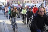 Rowerowa Masa Krytyczna z okazji Europejskiego Dnia bez Samochodu [ZDJĘCIA]