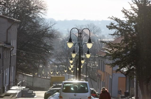 Deptak w Krośnie Odrzańskim kiedyś tętnił życiem, ale teraz niewiele się tam dzieje. Czy to się zmieni po najbliższych remontach w mieście?