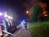 W nocy w Janikowie spłonęło kilka aut. Zobaczcie zdjęcia