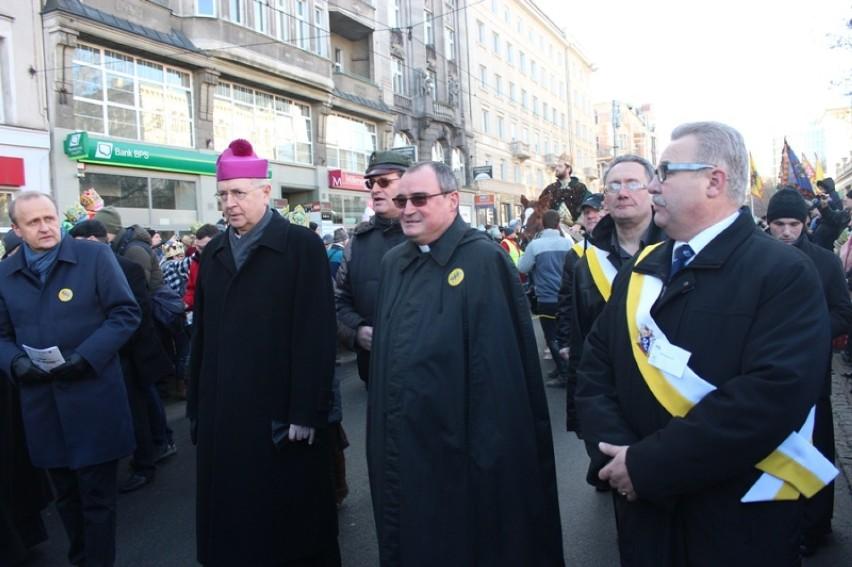 Orszak Trzech Króli w Poznaniu 2014