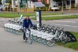 Przetarg na rower miejski w Słupsku. Gdzie pojawią się stacje?